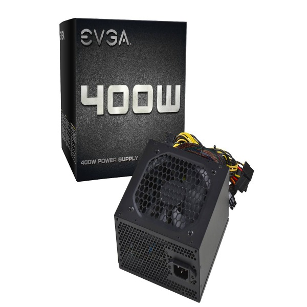 Nguồn EVGA 400 N1, 400W, 2 Year Warranty, Power Supply 100-N1-0400-L1 2