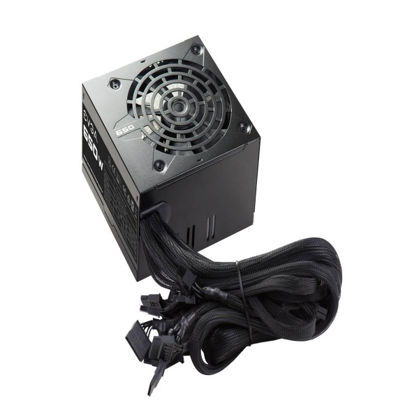 Nguồn EVGA 650 N1, 650W, 2 Year Warranty, Power Supply 100-N1-0650-L1 3
