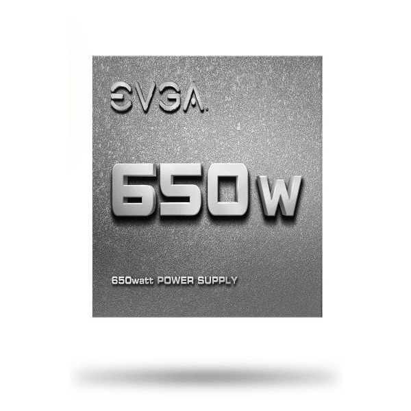 Nguồn EVGA 650 N1, 650W, 2 Year Warranty, Power Supply 100-N1-0650-L1 7