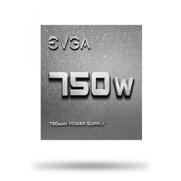 Nguồn EVGA 750 N1, 750W, 2 Year Warranty, Power Supply 100-N1-0750-L1 8