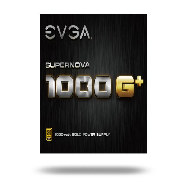 Nguồn EVGA SuperNOVA 1000 G1+, 80 Plus Gold 1000W, Fully Modular, FDB Fan, 10 Year Warranty, Includes Power ON Self Tester, Power Supply 120-GP-1000-X1 8