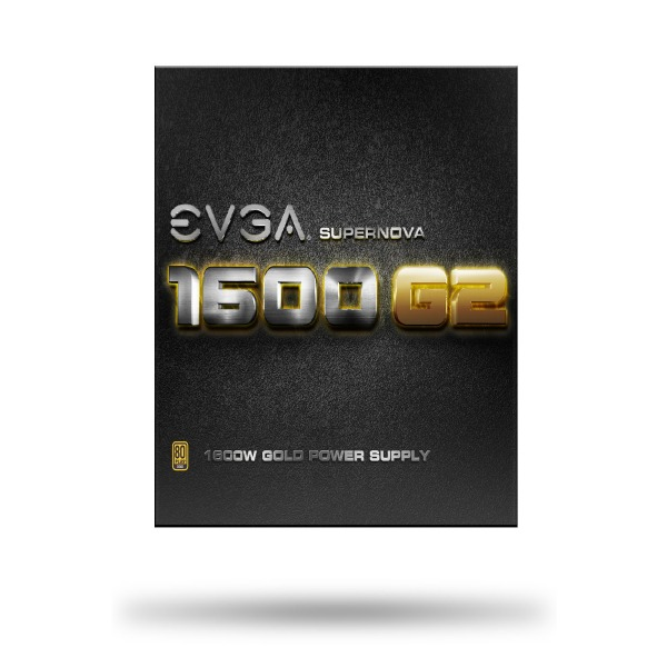Nguồn EVGA SuperNOVA 1600 G2, 80+ GOLD 1600W, Fully Modular, 10 Year Warranty, Includes FREE Power On Self Tester Power Supply 120-G2-1600-X1 8